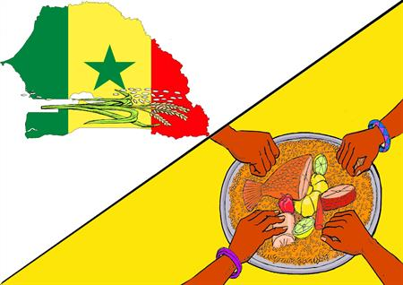 A story about Rice and Senegal on World Food Day